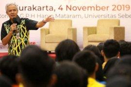 Gubernur Jateng tawarkan mahasiswa ikut kegiatannya sehari-hari