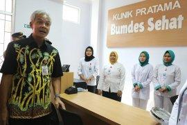 Saya haramkan jika rumah sakit tolak pasien, kata Ganjar