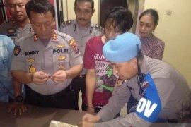 Bawa nasi bungkus berisi sabu ke tahanan, pasutri di Medan ditangkap