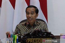 Presiden bertemu ratusan nelayan di Natuna
