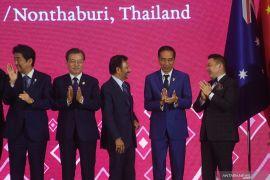 15 negara Asia-Pasifik sepakati perjanjian dagang