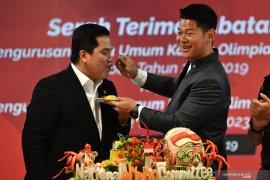 KOI Indonesia serah terima jabatan baru