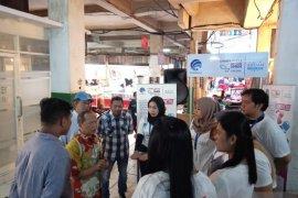"""2.000 pedagang pasar dan pelaku UMKM di Kota Medan """"go online"""""""