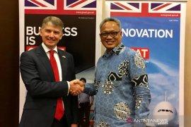 Inggris dukung program maritim Jokowi lewat bantuan dana pendidikan