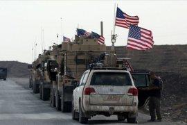 AS bangun pangkalan Militer baru di Suriah