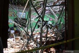 Terkait bangunan SD ambruk, Polda Jatim minta keterangan pejabat Pemkot Pasuruan