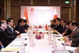 Jepang dukung prioritas  pembangunan Presiden Jokowi