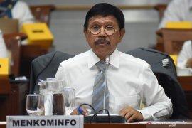 Menkominfo: infrastruktur digital harus dukung kepentingan nasional