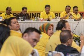 """Nusron Wahid: Tak ada """"restu-restuan"""" Jokowi bagi Ketum  Golkar"""