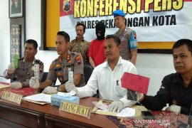 40 kasus narkoba diungkap Polres Pekalongan Kota