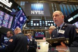 Wall Street menguat, Dow Jones melonjak lebih dari 1.300 poin