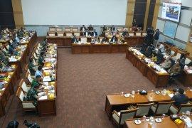 Panglima TNI memaparkan potensi kerawanan Pilkada 2020