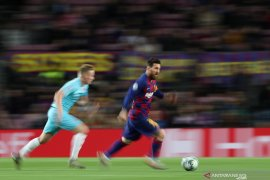 Liga Champions: Barcelona ditahan imbang tamunya Slavia Praha
