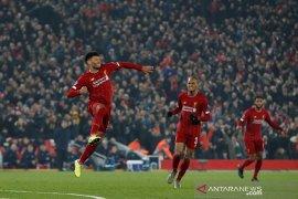 Chamberlain kembali cetak gol, Liverpool atasi Genk 2-1