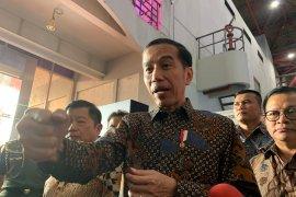 Jokowi: Pembangunan ibu kota baru dengan sistem klaster