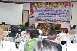 50 anggota DPRD Langkat ikuti pembekalan