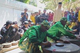 """Nyiram gong sekati"" upaya Keraton Kanoman Cirebon merawat tradisi"