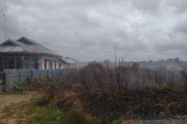 Kebakaran lahan gambut di Mukomuko diduga disengaja