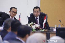 Imigrasi Indonesia-Malaysia bahas penanganan masalah keimigrasian