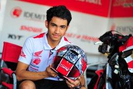Profil Andi Gilang, wakil Indonesia di Kejuaraan Dunia Moto2 musim 2020