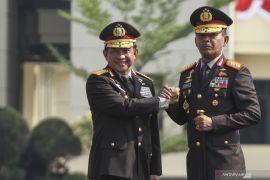 Kapolri siap kawal bantu pengamanan Mendagri Tito