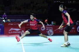 Greysia/Apriyani kecewa Kalah di Fuzhou China Open