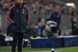 Grup B Liga Champions - Flick sedikit kurang puas dengan penampilan tim saat lawan Olympiacos