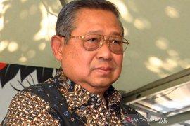 SBY: Demokrat hargai pemikiran Presiden Jokowi bangun ibu kota baru