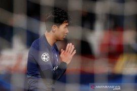 Son Heung Min tidak rayakan gol karena ingin hormati Andre Gomes