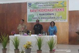 Bupati Teluk Wondama larang guru-paramedis duduki jabatan struktural
