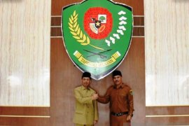 Bupati lantik Awaluddin Pulungan sebagai Kepala UPTD Kebun Raya Sipirok