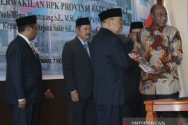 BPK RI  pemanfaatan dana Otsus Papua Barat belum optimal