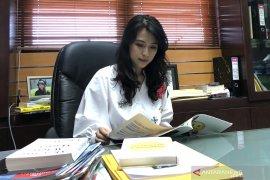 Rektor termuda Indonesia Risa Santoso ternyata idolakan Sri Mulyani