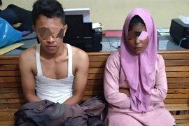 Suami istri edarkan narkoba dibekuk polisi