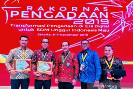 Pemkab Badung raih dua penghargaan terkait pengadaan barang/jasa