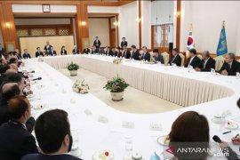 Presiden Korsel terima Dirpem ANTARA  bersama delegasi Sidang Umum OANA