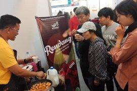 Rendang Minang hadir di  International  Food Expo Korea Selatan