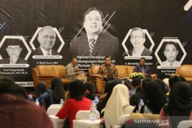 Janji kampanye Joko Widodo wujudkan Indonesia sentris