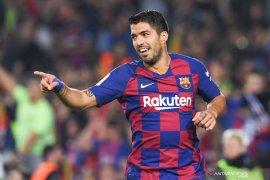 Luis Suarez ingin bermain  di MLS