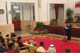 Istana memperingati Maulid Nabi 1441 Hijriah