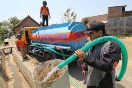 Sejumlah wilayah di Kediri masih kesulitan air bersih