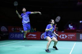 Fuzhou China Open 2019, tiga wakil Indonesia gugur di perempat final