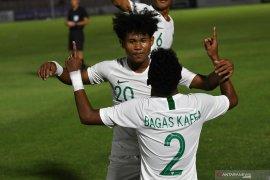 Timnas U-19 Indonesia turunkan formasi beda   hadapi Korea Utara