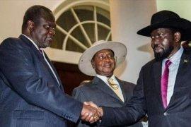 Wakil Presiden Sudan Selatan dan istri positif virus corona