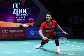 Jojo gagal ke semifinal Fuzhou China Open