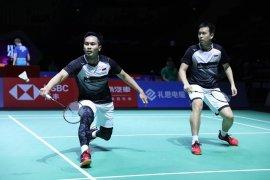 Ahsan/Hendra kalah di perempat final Fuzhou China Open