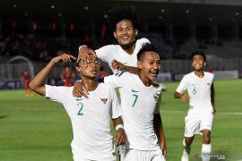 Timnas U-19 Indonesia fokus hadapi Korea Utara