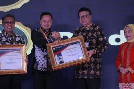 Pemkot Bogor berhasil raih empat penghargaan pelayanan publik dari Menpan-RB