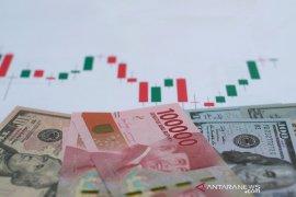 Rupiah melemah seiring koreksi mata uang regional