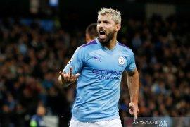 Aguero: City siap bersaing dengan Liverpool
